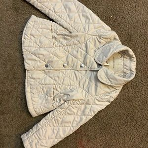 Burberry Jacket for young girl